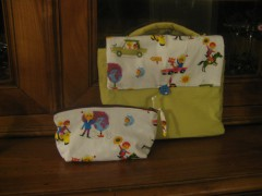 sac,cartable, trousse